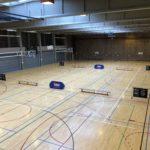 Salle de Basketball